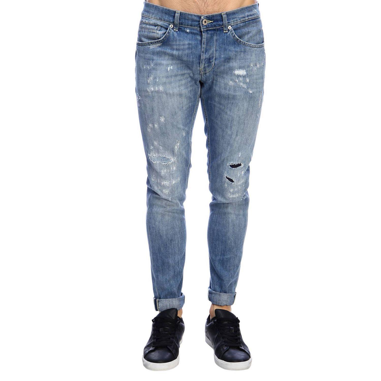 Jeans Dondup: Jeans herren Dondup denim 1