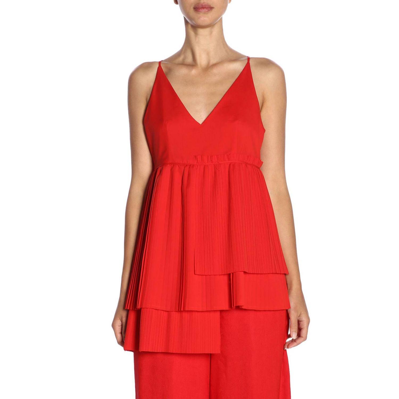 Блузка Женское Alysi красный 1