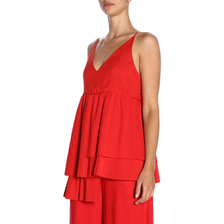 Блузка Женское Alysi красный 2