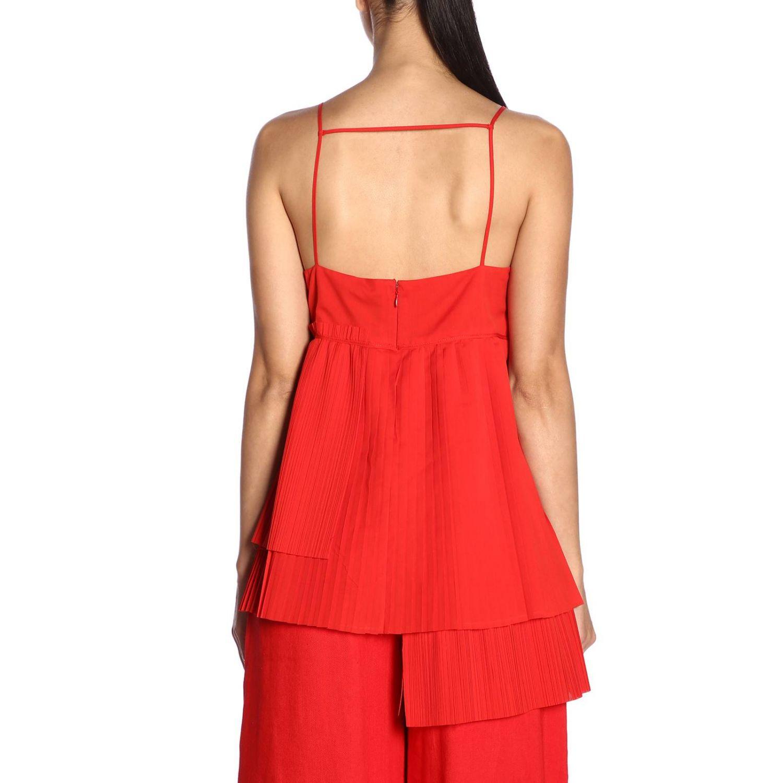 Блузка Женское Alysi красный 3
