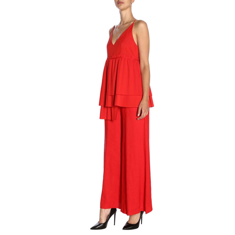 Блузка Женское Alysi красный 4
