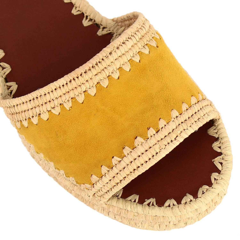 Shoes women Tory Burch yellow 3