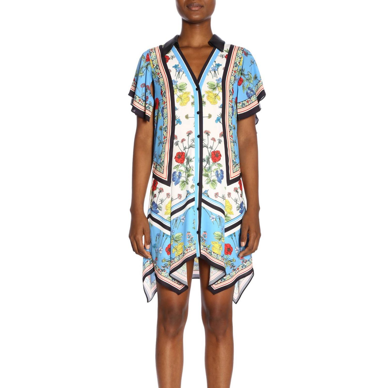 Shirt women Alice+olivia multicolor 1