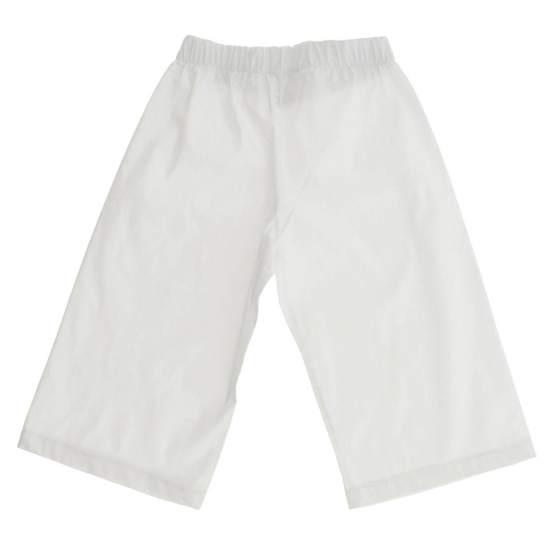 Trousers kids Piccola Ludo white 2