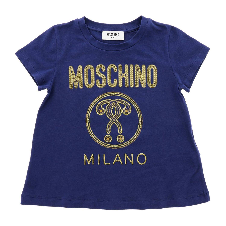 MOSCHINO KIDS   T-Shirt T-Shirt Kids Moschino Kid   Goxip