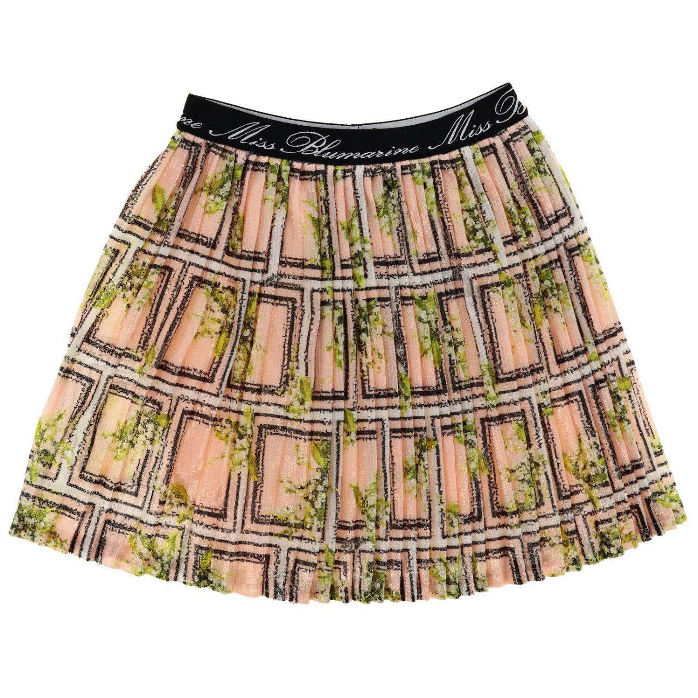 BLUMARINE   Skirt Skirt Kids Miss Blumarine   Goxip