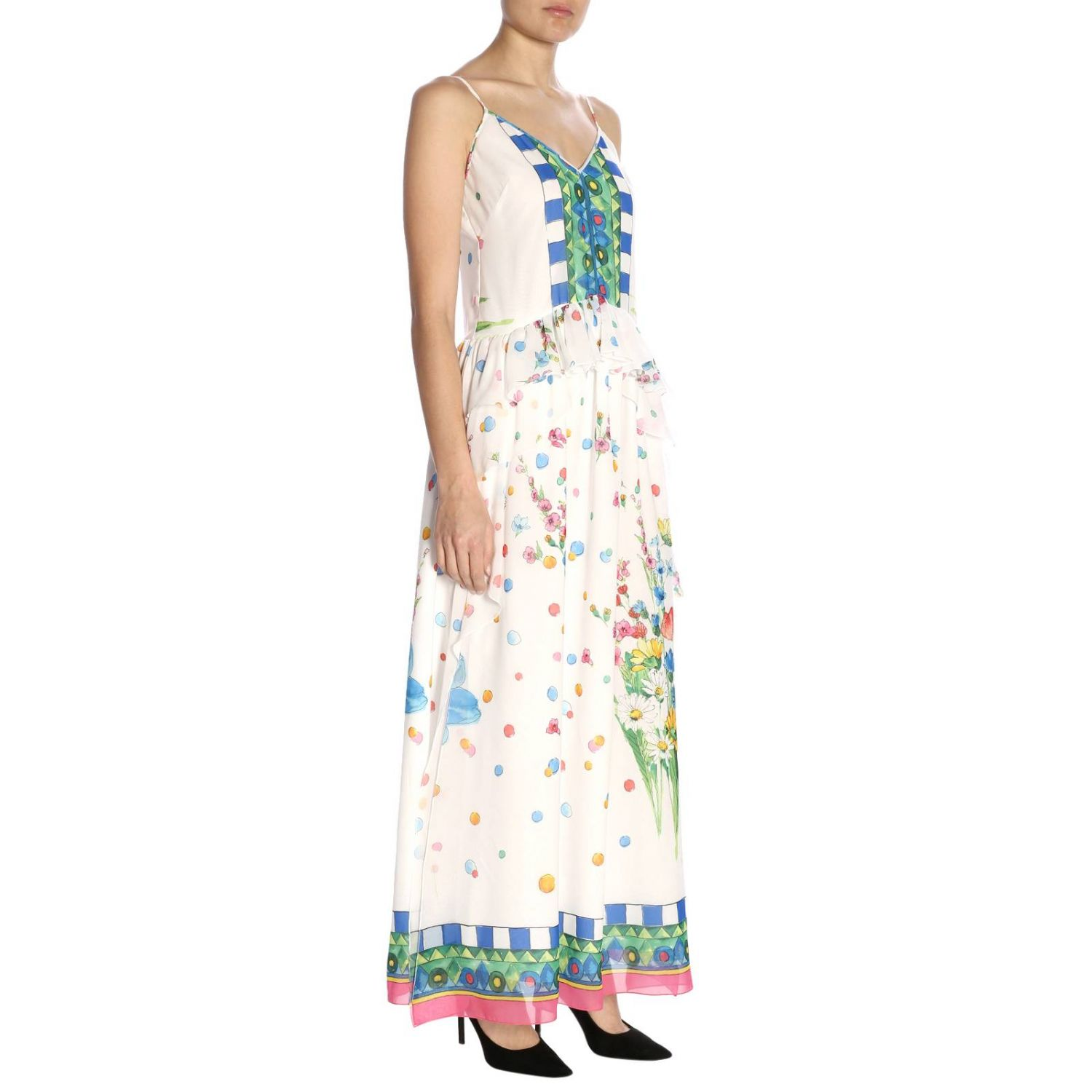 Dress women Blugirl multicolor 2
