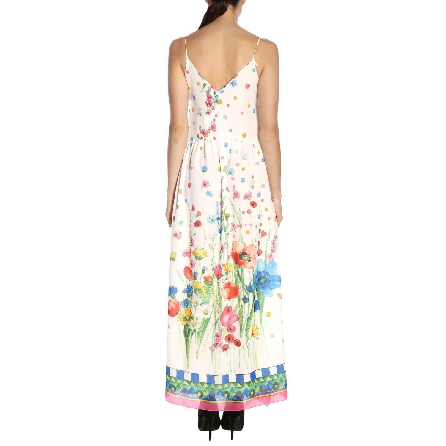 Dress women Blugirl multicolor 3