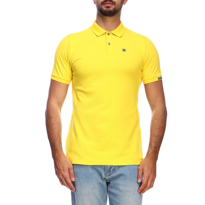 Jersey hombre Manuel Ritz amarillo 1
