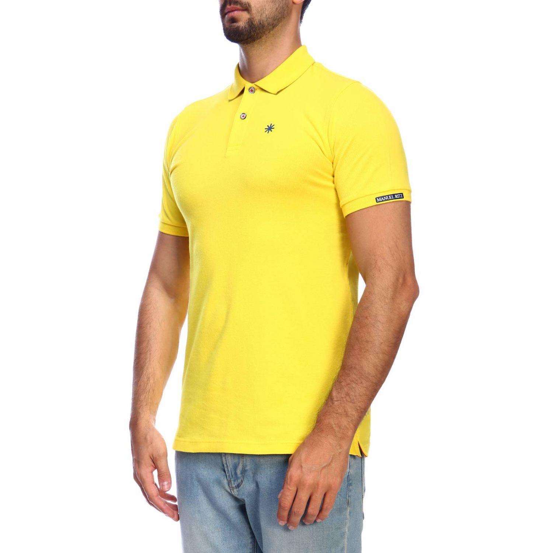 Jersey hombre Manuel Ritz amarillo 2