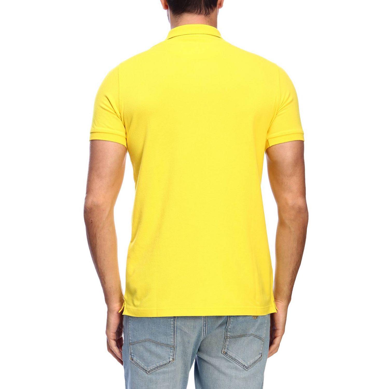 Jersey hombre Manuel Ritz amarillo 3