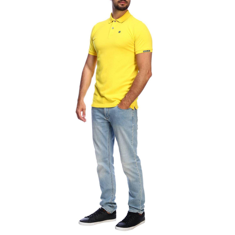Jersey hombre Manuel Ritz amarillo 5