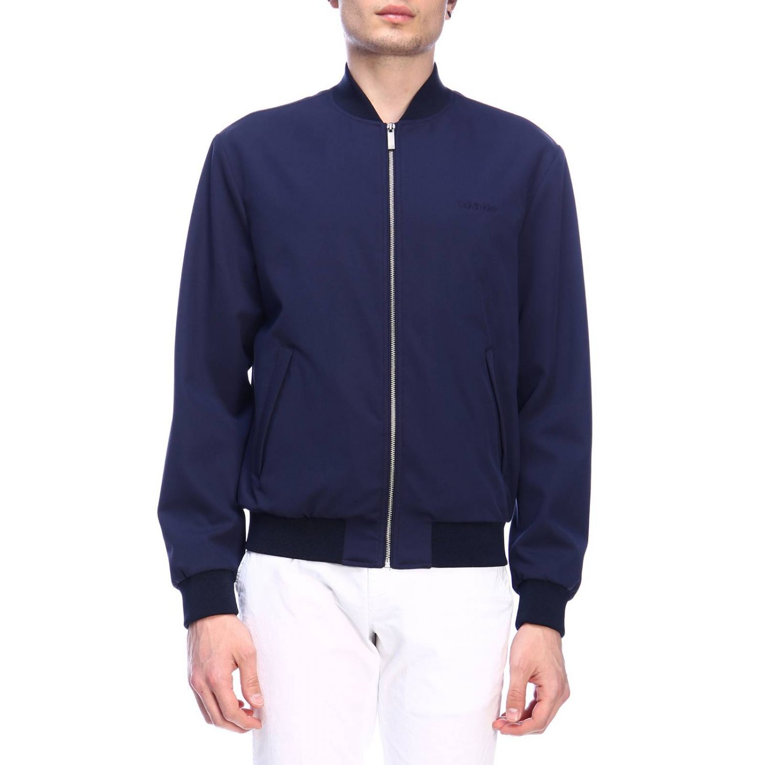 Jacket Calvin Klein: Jacket men Calvin Klein blue 1
