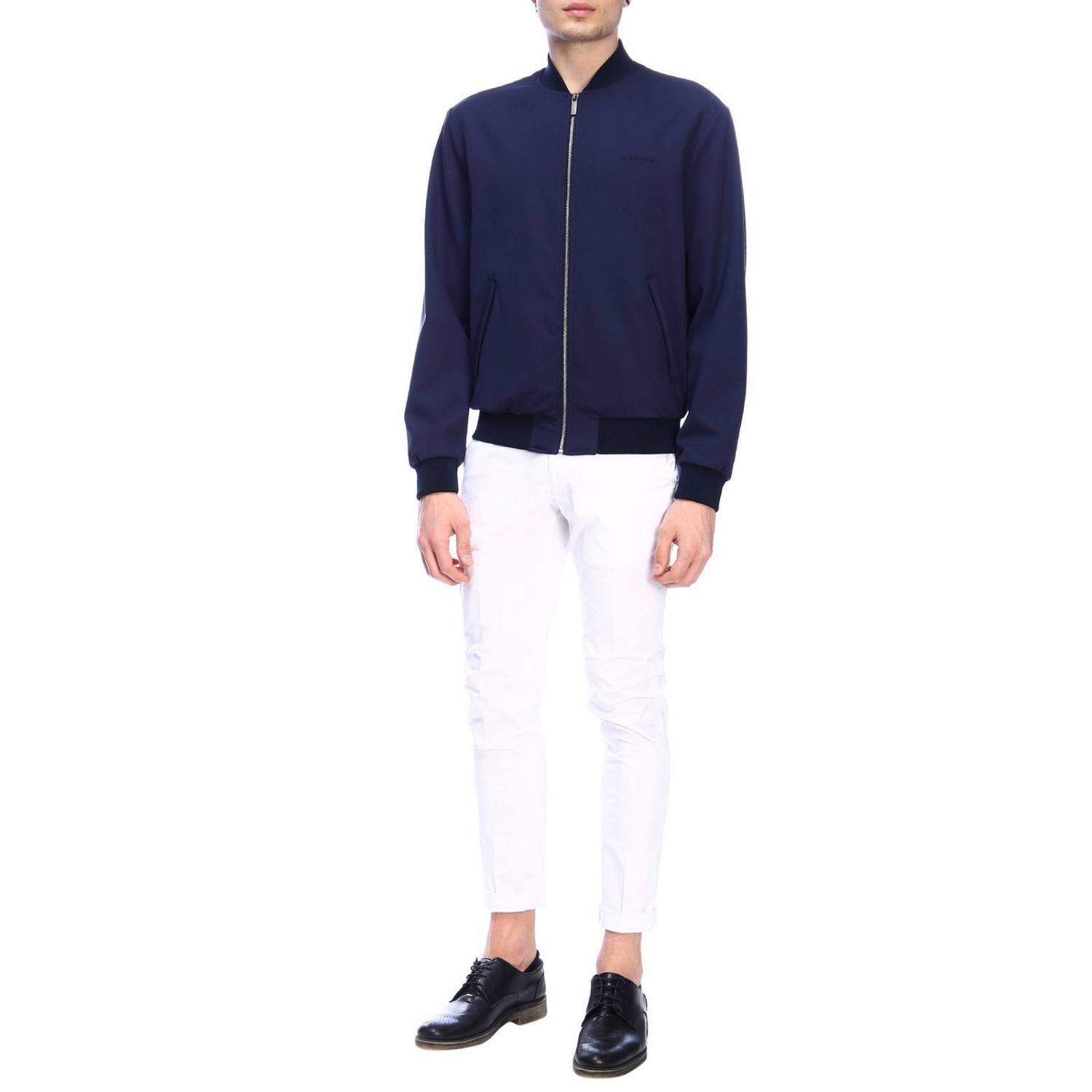 Jacket Calvin Klein: Jacket men Calvin Klein blue 4