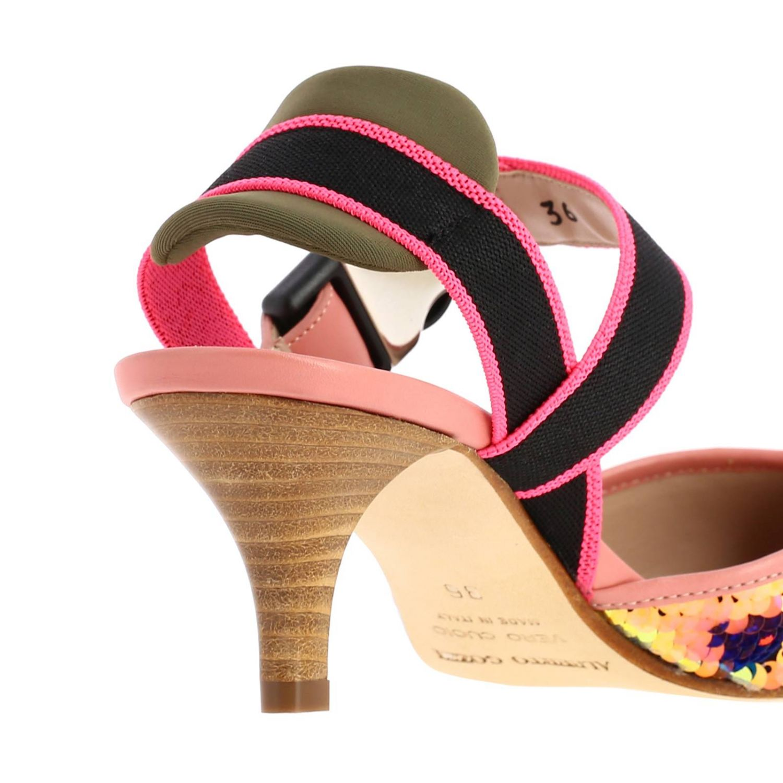 Zapatos de tacón Alberto Gozzi: Zapatos de tacón mujer Alberto Gozzi fantasía 4