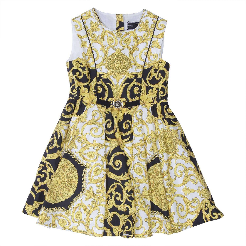 YOUNG VERSACE | Dress Dress Kids Versace Young | Goxip