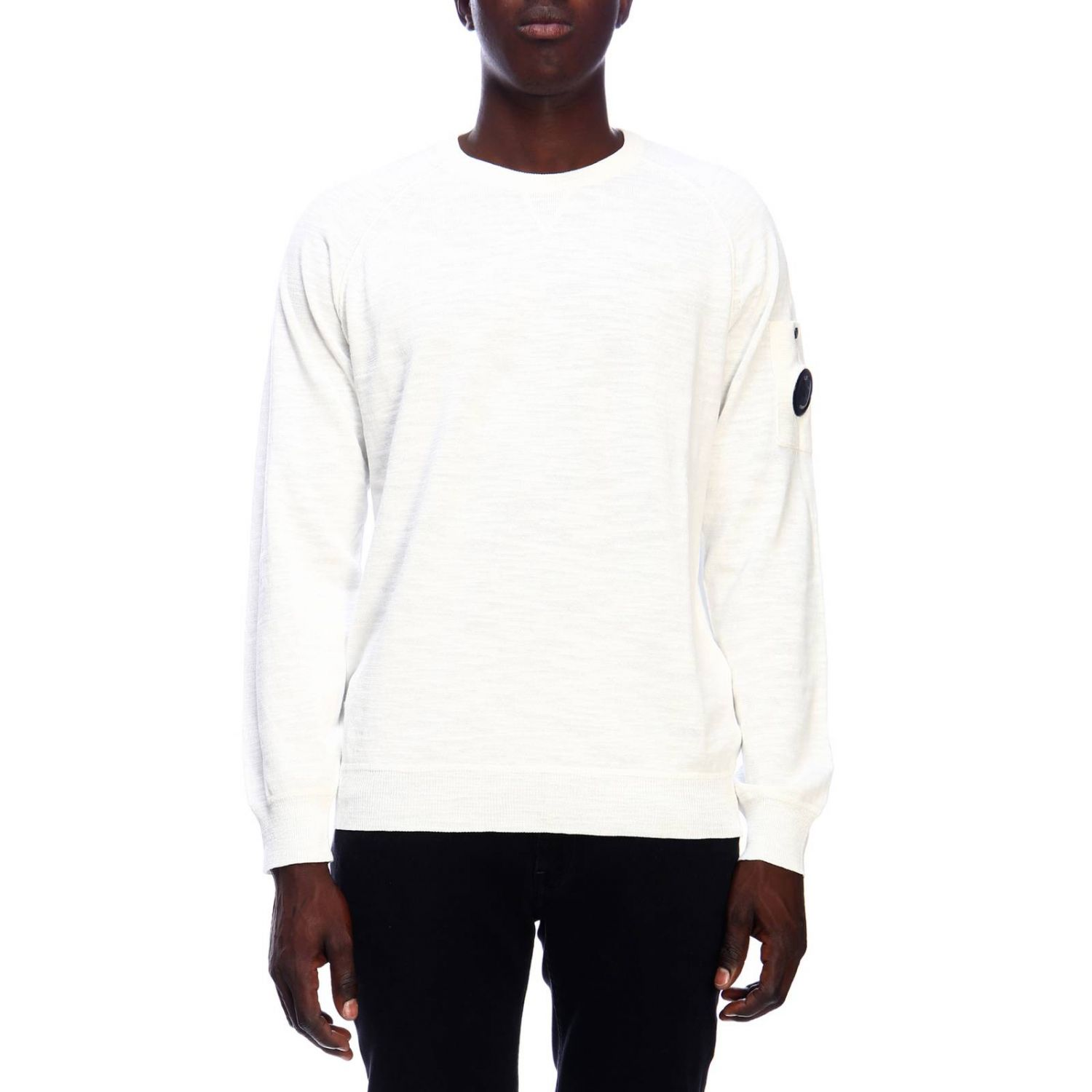 Sweater men C.p. Company white 1