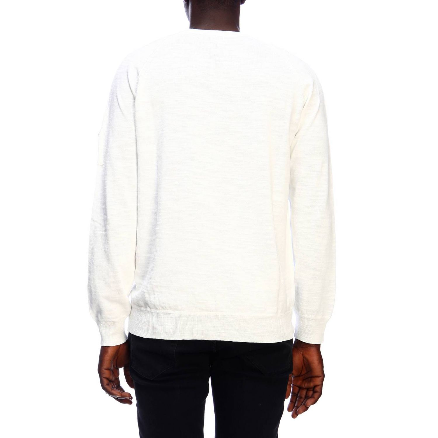 Sweater men C.p. Company white 3