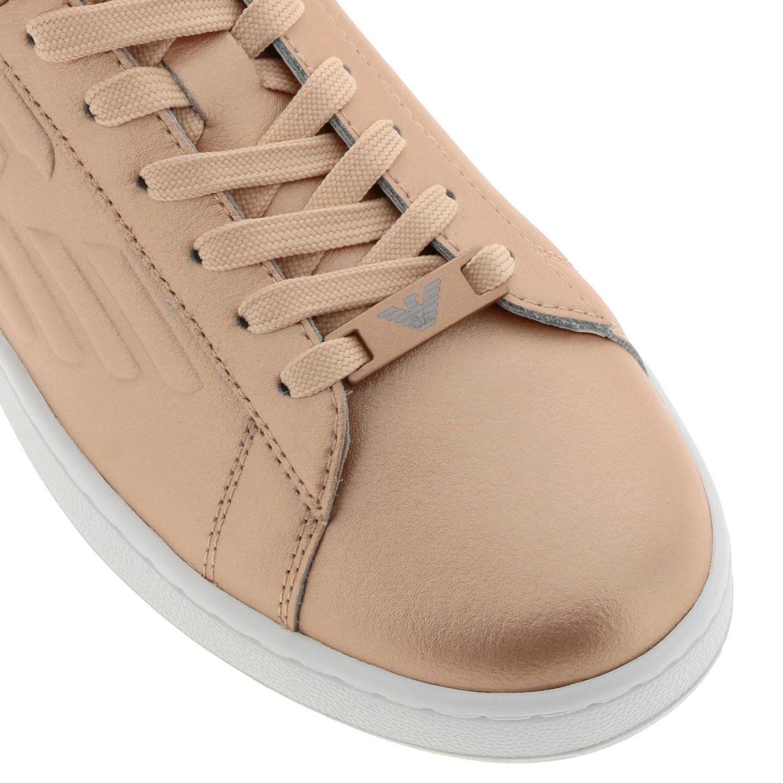Sneakers uomo Ea7 oro 3