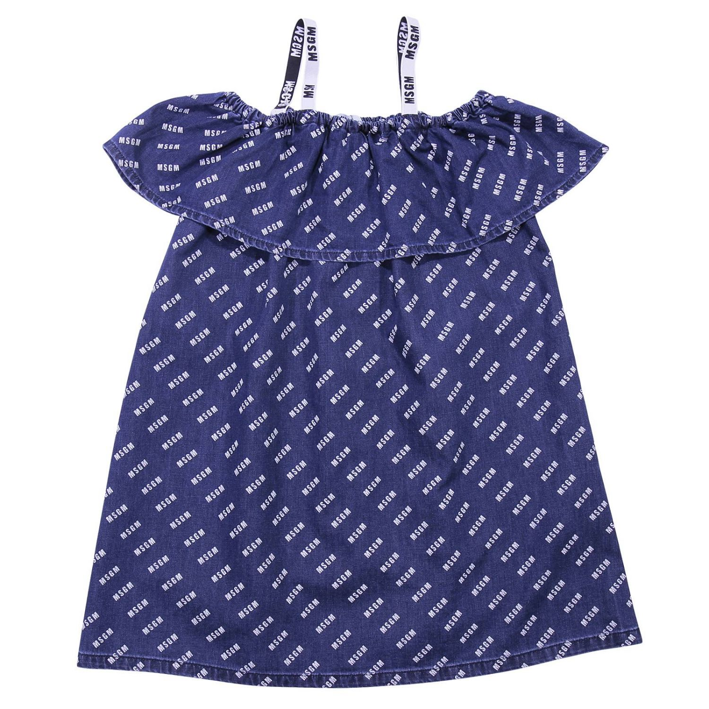 MSGM KIDS | Dress Dress Kids Msgm Kids | Goxip