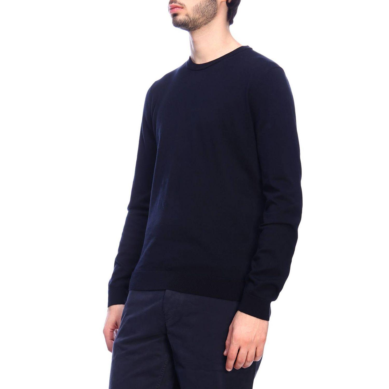 Sweater Hugo Boss: Sweater men Hugo Boss blue 2