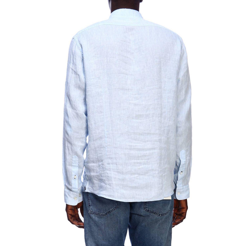 Рубашка Мужское Hugo Boss небесно-голубой 3