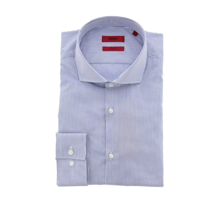 衬衫 男士 Hugo Boss 白色 1