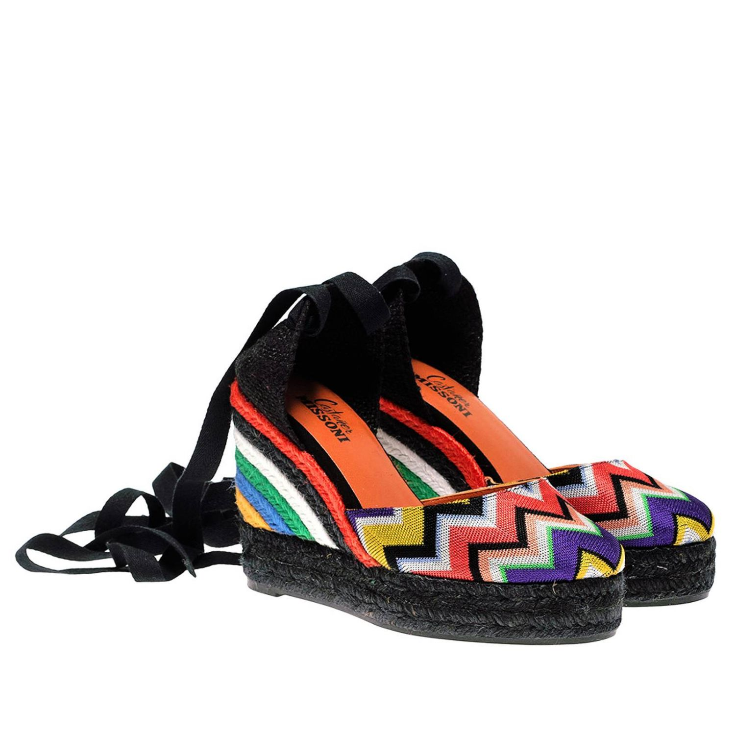 Shoes women Castaner multicolor 2