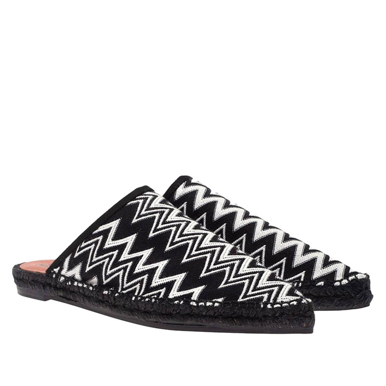 鞋 女士 Castaner 黑色 2