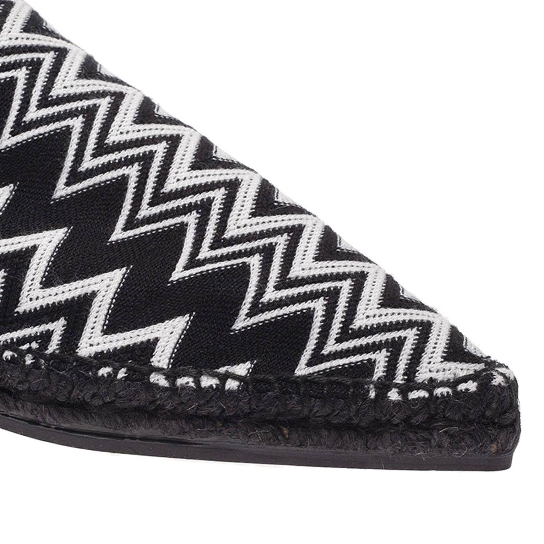 鞋 女士 Castaner 黑色 3