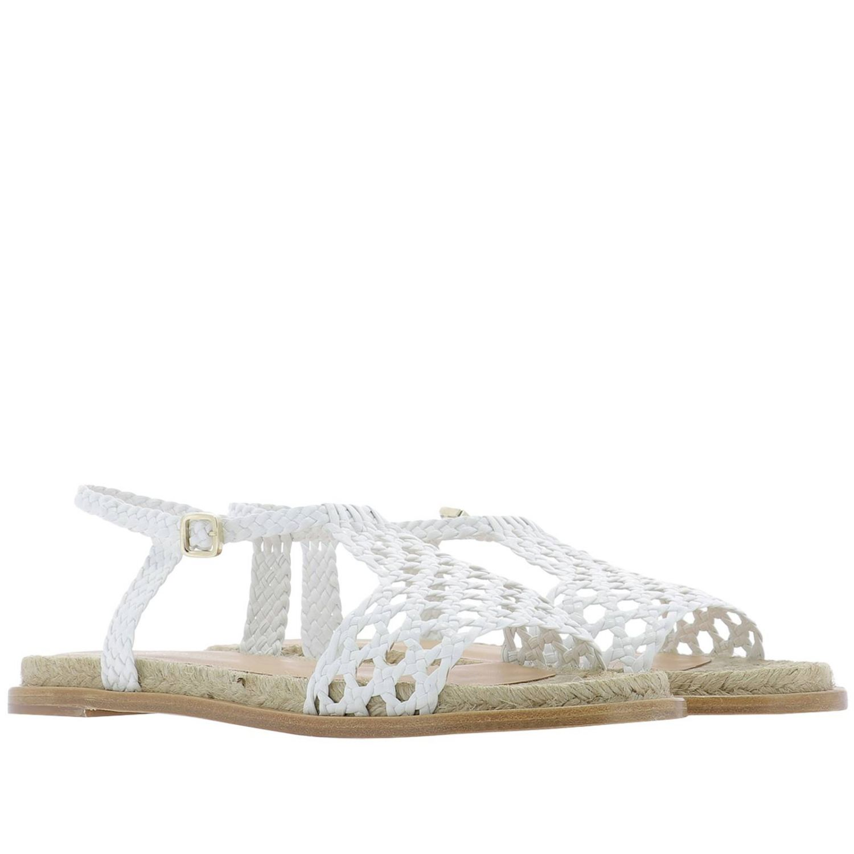 Shoes women Paloma BarcelÒ white 2