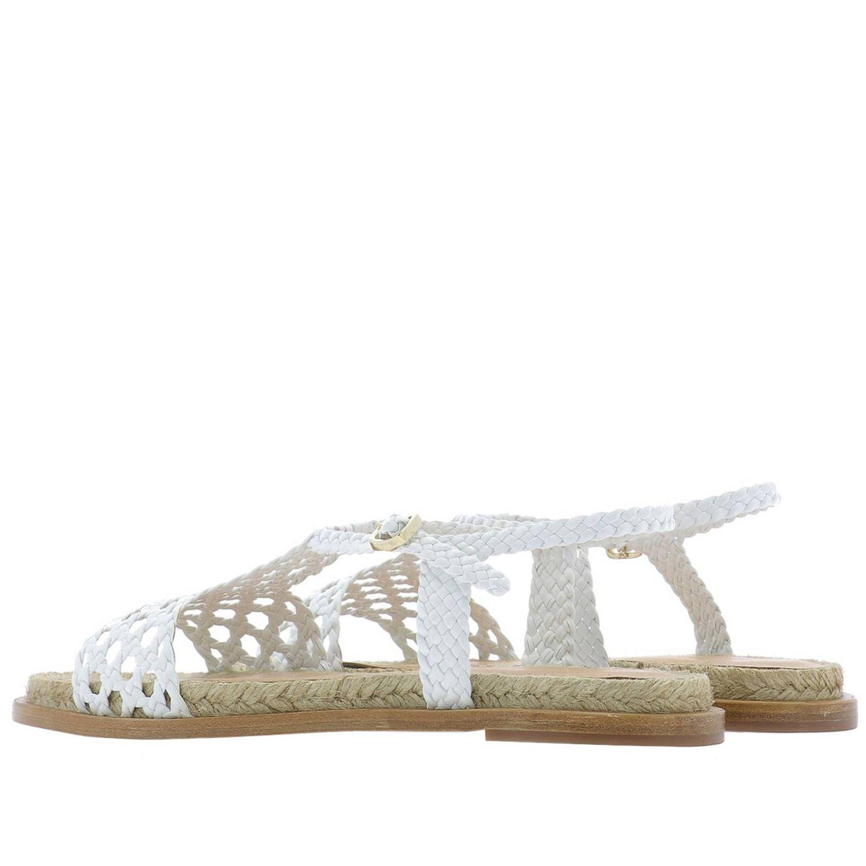 Shoes women Paloma BarcelÒ white 3