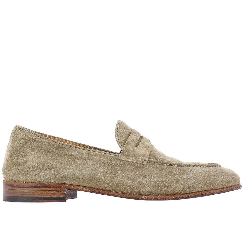 Shoes men Alberto Fasciani brown 1