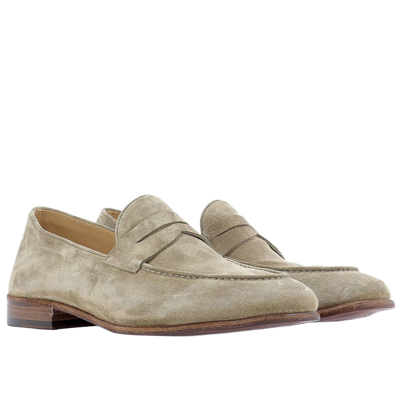 Shoes men Alberto Fasciani brown 2