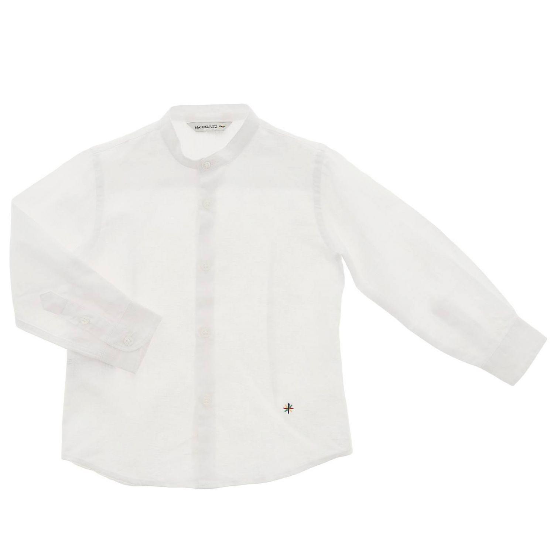 MANUEL RITZ Camicia Guru da Bambino