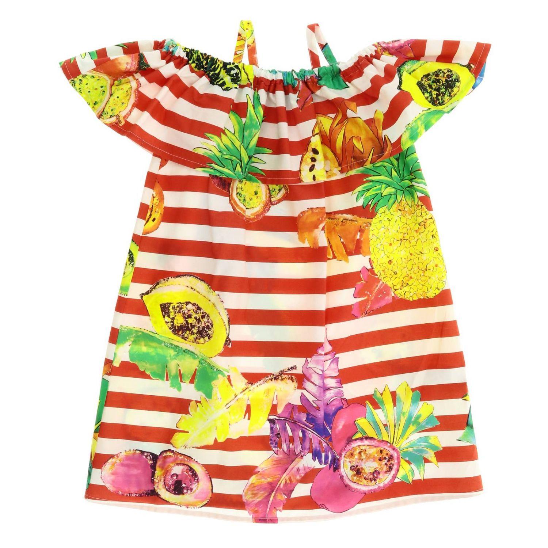 STELLA JEAN | Dress Dress Kids Stella Jean | Goxip