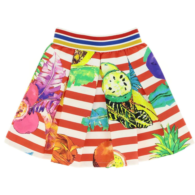 STELLA JEAN   Skirt Skirt Kids Stella Jean   Goxip