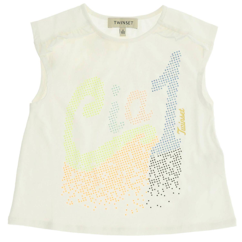 TWINSET | T-Shirt T-Shirt Kids Twin Set | Goxip