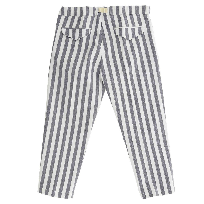 Pants kids Entre Amis gnawed blue 2