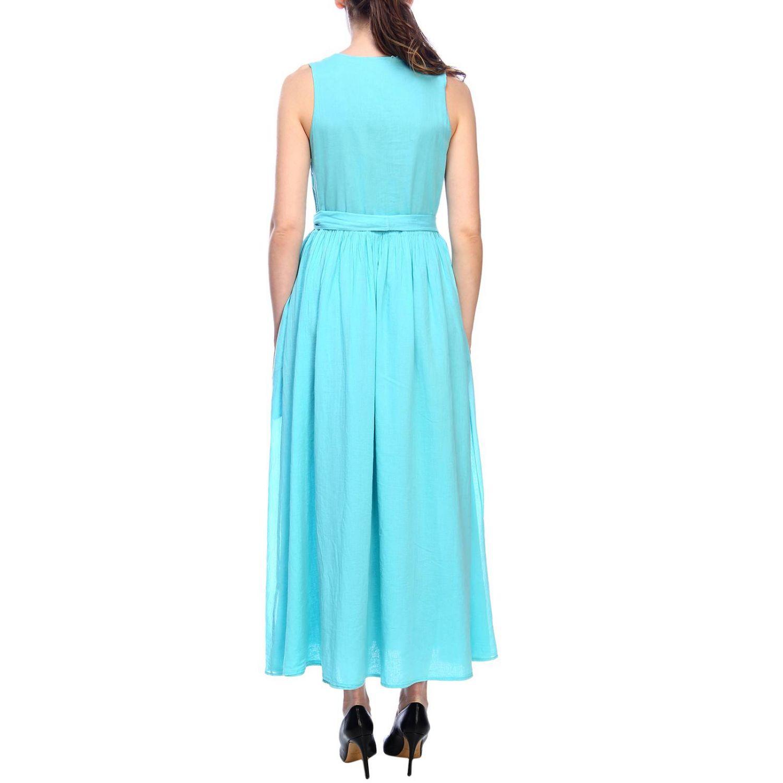 连衣裙 女士 Department 5 蓝色 3