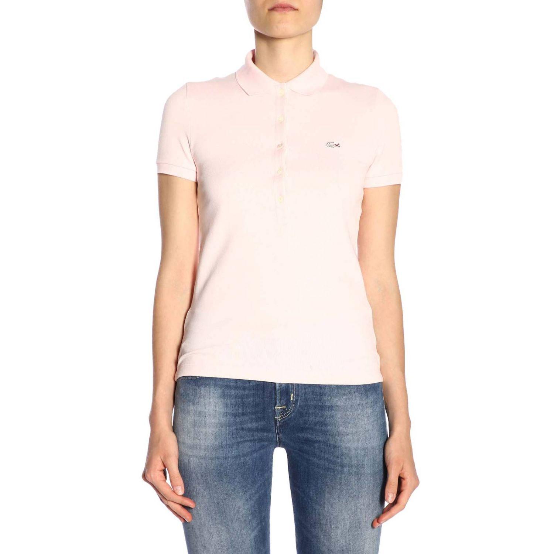 LACOSTE | T-Shirt T-Shirt Women Lacoste | Goxip