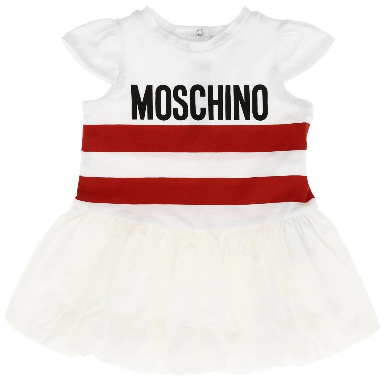 MOSCHINO KIDS   Dress Dress Kids Moschino Baby   Goxip