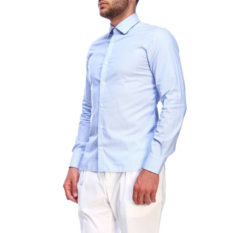 Shirt men Barba Culto sky blue 2