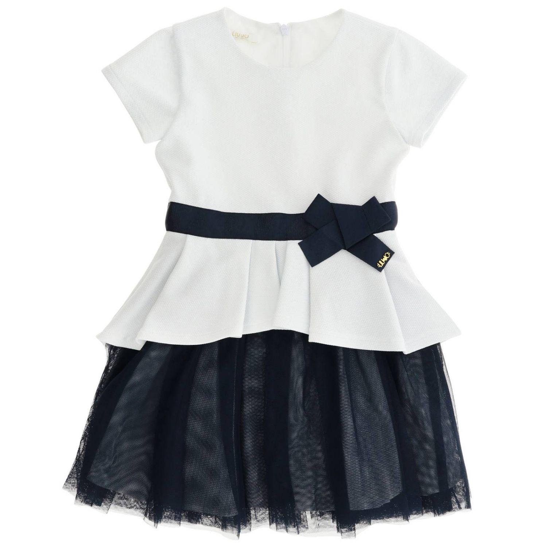 LIU JO   Dress Dress Kids Liu Jo   Goxip