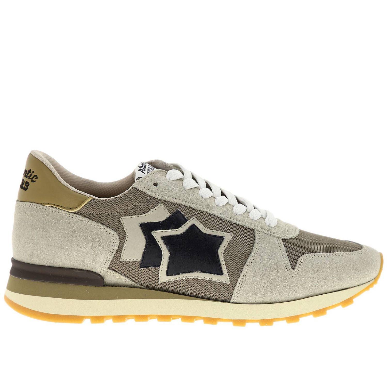 Zapatillas hombre Atlantic Stars beige 1