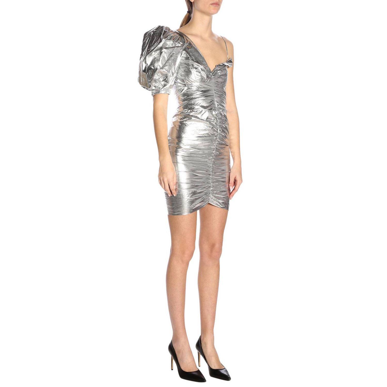 Robes femme Isabel Marant argent 4