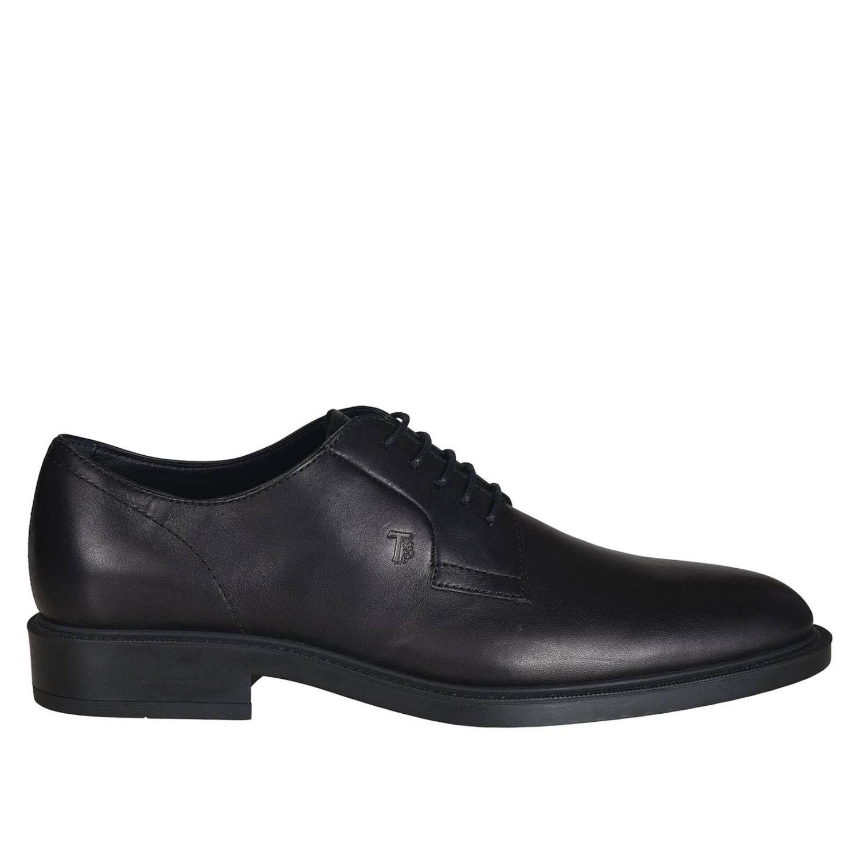 Schuhe herren Tod's schwarz 1