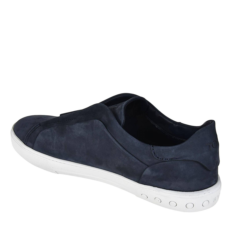 Zapatillas mujer Tod's azul oscuro 3