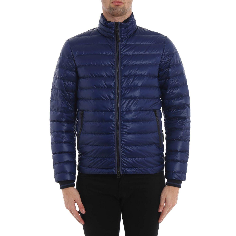 Jacket men Woolrich blue 1