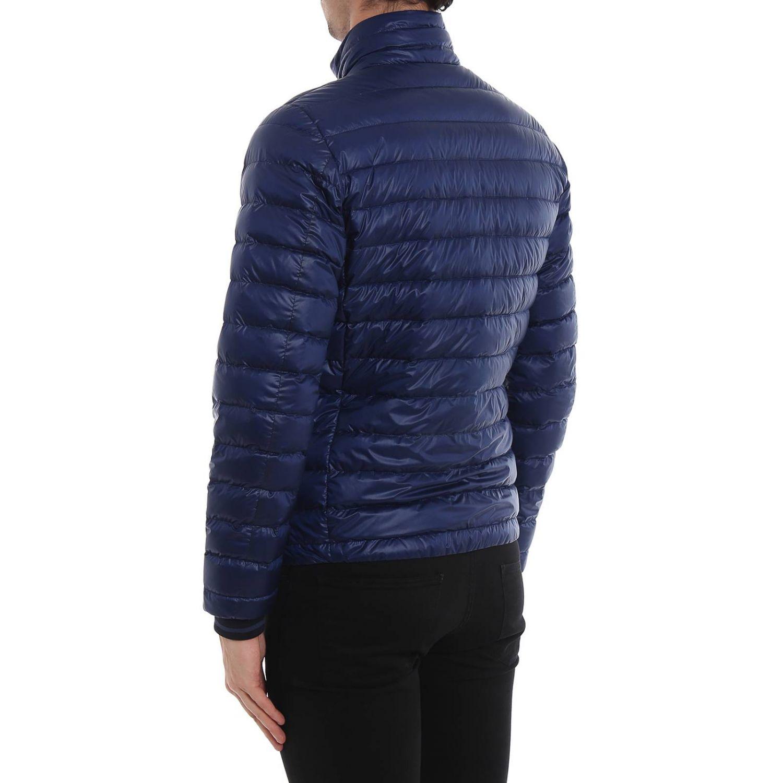 Jacket men Woolrich blue 2
